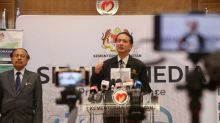Health Ministry: 159 new cases of Covid-19 confirmed in Malaysia today, total now 2,320 cases