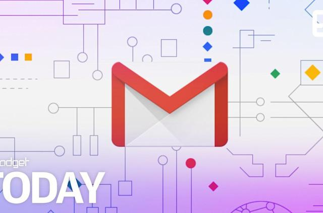 Gmail's big redesign helps you spend less time in your inbox