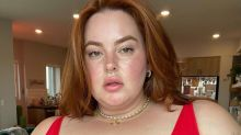 Tess Holliday reveals she's recovering from anorexia: 'I'm free'