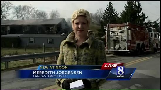 Fire chief talks about Lancaster County fire