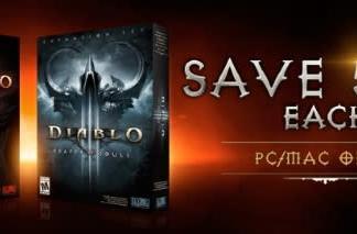 Diablo III on sale this weekend