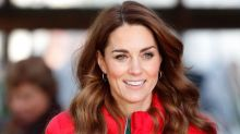 Kate Middleton was photobombed by a kid and the picture is hilarious