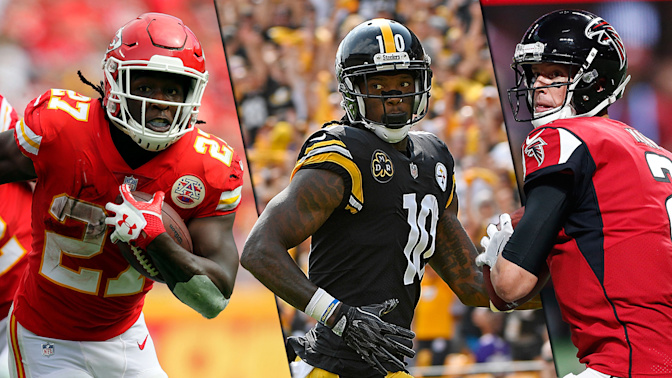 NFL Power Rankings: Crowded at the top