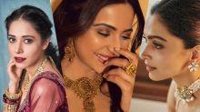 Deepika Padukone, Kangana Ranaut And Other Divas Have Wedding-Perfect Neckpieces For Us