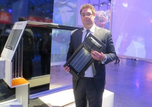 BAE Systems designs hard composite solar cells: could act as structure of UAVs, piece of soldier's gear