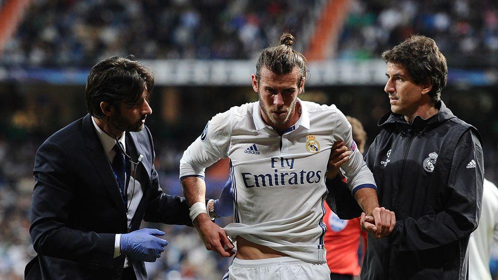 Gareth Bale fehlt Real Madrid rund drei Wochen