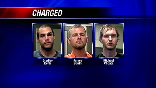 Murder charges filed in death of Albert Rider