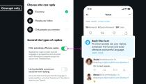 Twitter shows off new concepts for filtering and limiting replies