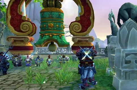 All-pandaren guild rolls its chi into action