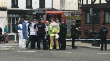 Suspicious substance found at constituency office of immigration minister Caroline Nokes is 'not hazardous'
