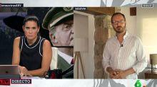 Javier Maroto, trending topic por lo que ha hecho en 'Al Rojo Vivo': María Llapart se lo ha afeado al momento