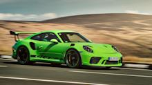As Much Porsche As You Can Handle: New 911 GT3 RS Driven!