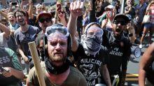 """Muerte de George Floyd: qué es Antifa, el movimiento de extrema izquierda que Trump quiere declarar """"organización terrorista"""" por las protestas"""