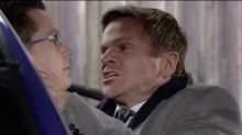 EastEnders' Luke shows his violent side and chokes Ben