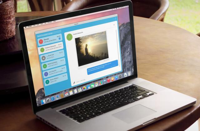 Secure messaging app Signal is coming to Chrome