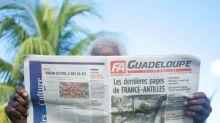 France-Antilles de retour dans les kiosques en Guadeloupe et Martinique