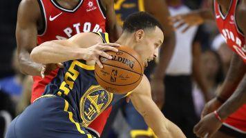 No worries for Warriors despite Raptors sweep