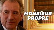 """François Bayrou se vantait de n'avoir """"jamais traversé aucune affaire"""""""