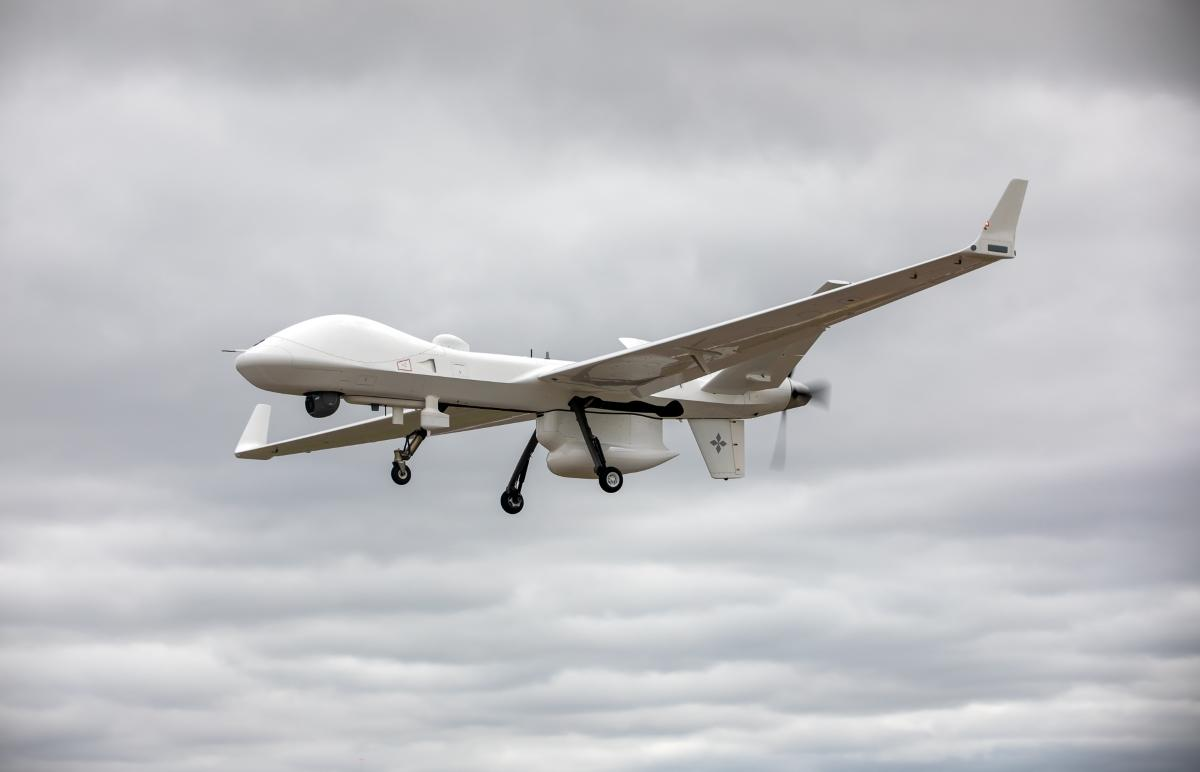 Photo of GA-ASI SeaGuardian Flies From UK to the Netherlands – Yahoo Finance