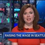 Raising the wage in Seattle