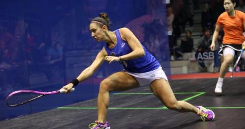 Squash - Euro par équipes - Euro : les Bleues encore battues en finale par les Anglaises