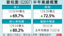 碧桂園放慢發展速度「刮骨療傷」 楊國強為安全事故致歉 提7大方針整改