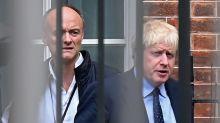 Boris Johnson soutient Dominic Cummings, son conseiller accusé d'avoir enfreint le confinement