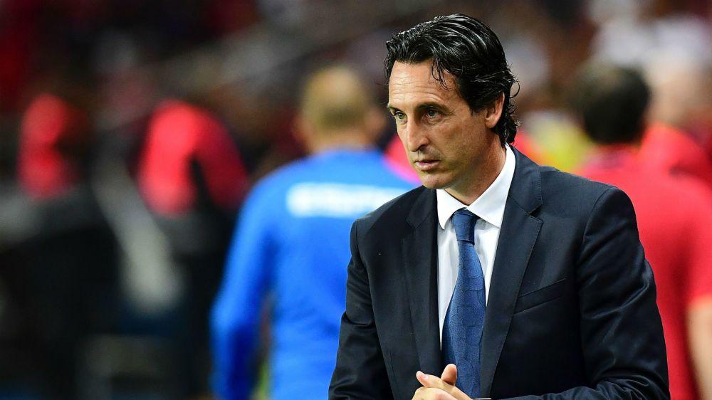 """PSG-Guingamp, Unai Emery : """"Draxler n'était pas à 100%"""""""