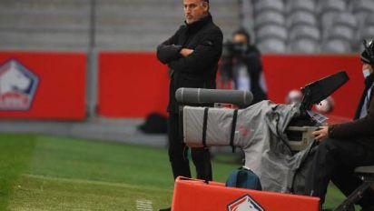 Foot - L1 - Lille - Christophe Galtier après Lille-Strasbourg: «C'est un match nul miracle»
