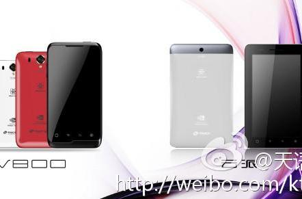 Alibaba unveils W800, second-gen Aliyun phone, and unnamed 'cloud-powered' tablet