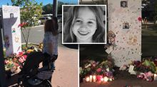 'I will never forget you': School friends leave heartbreaking tributes for girl, 6, hit by car