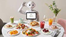 Softbank abre café em Tóquio com robôs Pepper como atendentes