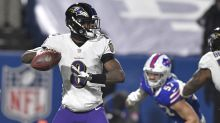 Lamar Jackson still 'ticked off' by Divisional Round loss to Bills