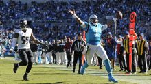 5 things to care about from Week 8: Dominant Cam Newton passes a tough test