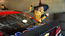 Inside Access with Miss Sprint Cup: Halloween