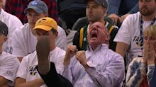 Steve Ballmer lost all control during Game 6