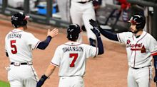 MLB postseason: Braves win NL East, Cubs and Indians punch tickets to October