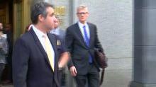 Ex-Trump lawyer Michael Cohen pleads guilty