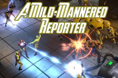 A Mild-Mannered Reporter: Superhero games across November