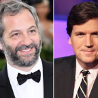 Judd Apatow Calls for Tucker Carlson Sponsor Boycott: 'He Spews Racism and Hate'