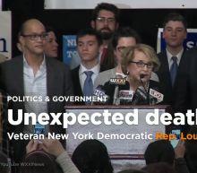 Veteran Democratic Congresswoman Louise Slaughter dies