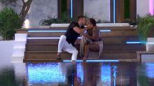 Sam and Samira share kiss on tonight's Love Island