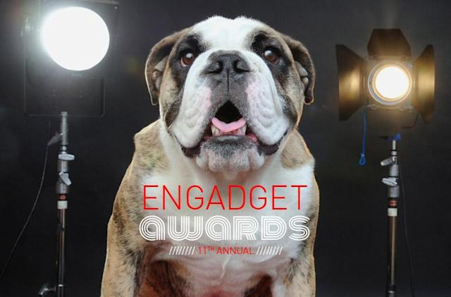 Vote for the 11th Annual Engadget Awards