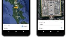 Google Earth can measure the distance between your house and the Louvre