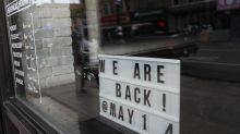 Retail stores reopening as coronavirus lockdowns lift