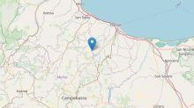 Forte scossa di terremoto 4.2 in Molise: paura e gente in strada