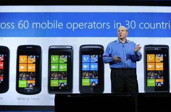 CE-Oh no he didn't: Steve Ballmer lays into Android