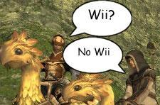 Square Enix blames Wii friend codes for lack of FFXI [update 1]