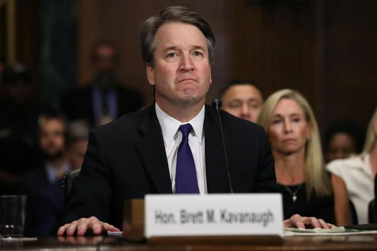 Brett Kavanaugh confirmation – LIVE: Mitch McConnell hits out at Democrats saying they are 'untrustworthy' and wanted 'media circus' around Christine Ford