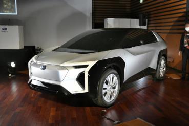 Subaru 首款純電 SUV 即將於 2021 年於歐洲亮相、與 Toyota 純電 SUV 共用 e-TNGA